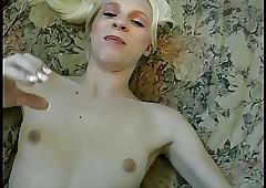 Tiener casting porno - naakte sexy meiden